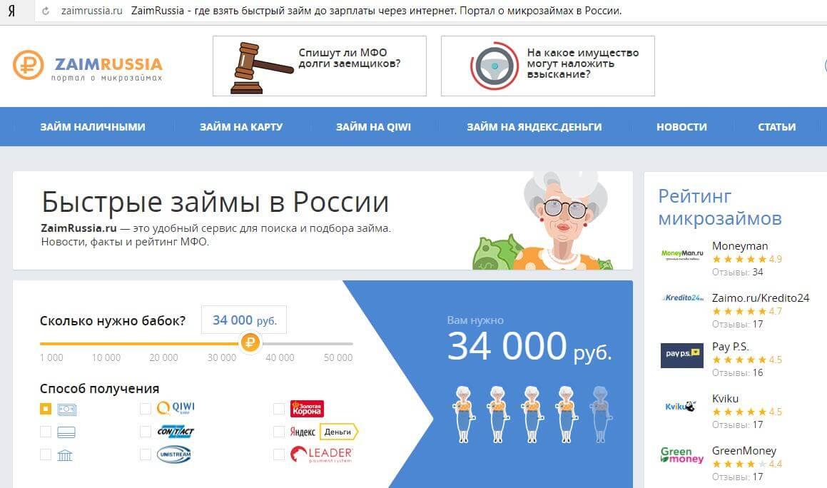 Займы москвы список список малоизвестных мфо онлайн