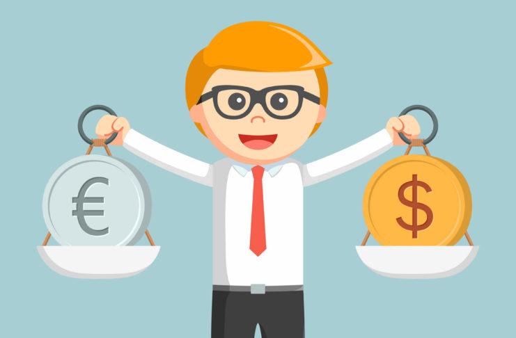 Банковские вклады в иностранной валюте
