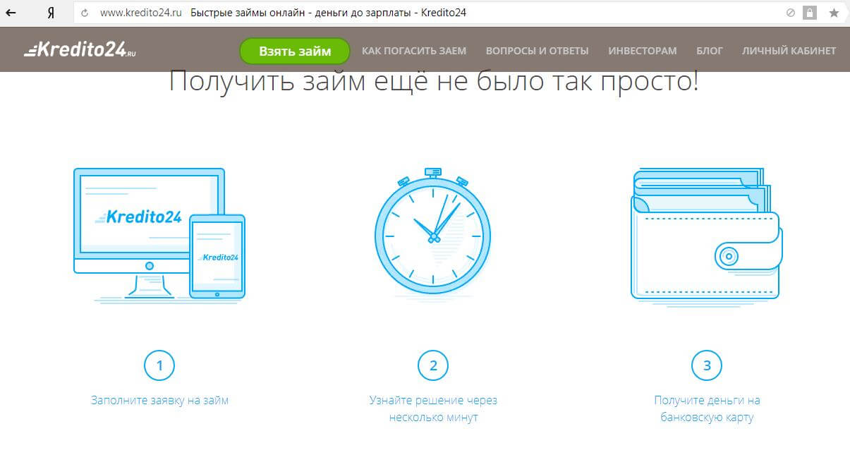 МФО Кредито 24