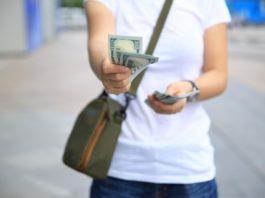 Снятие наличных с кредитной карты